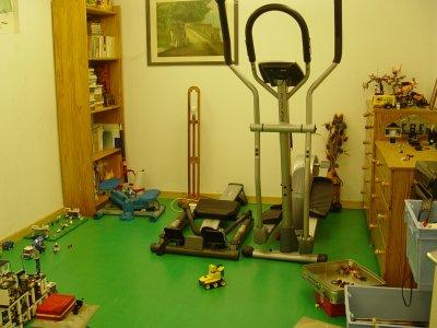 """Ma Salle De Sport ma salle """" lego """". - mes lego"""