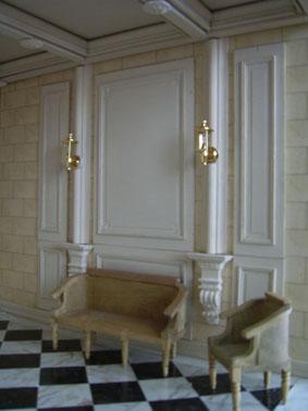 le vestibule