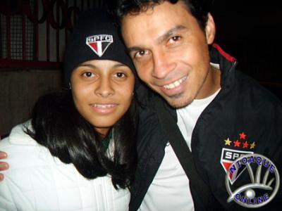 Photos archives: anniversaire Alex Dias, le 2 mai 2006 à São Paulo.