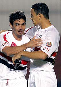 Alex à São Paulo 2006.