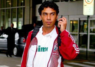 Alex Dias (ici période Fluminense)