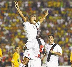 Romario, Ygor et Alex Dias, vs Brasiliense