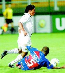 Alex vs Fortaleza