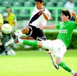 Alex vs Palmeiras