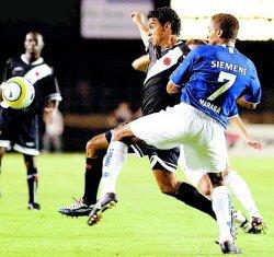 Alex vs Cruzeiro