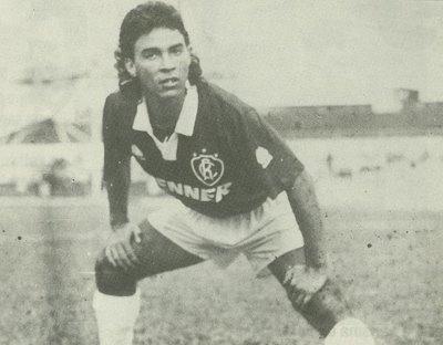Alex Dias en 1993 à Remo !!