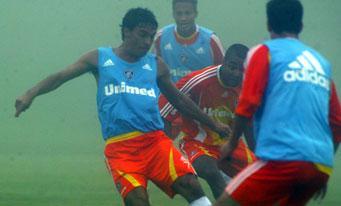 Fuminense A contre Fluminense Réserve, les débuts d'Alex Dias!