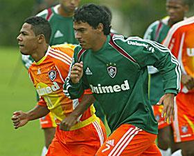Par qui doit être composé l'attaque du Fluminense?