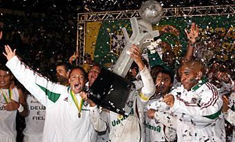 Alex Dias et Fluminense remporte la Coupe du Brésil !!!!!!!!!!!!!!!!!!!