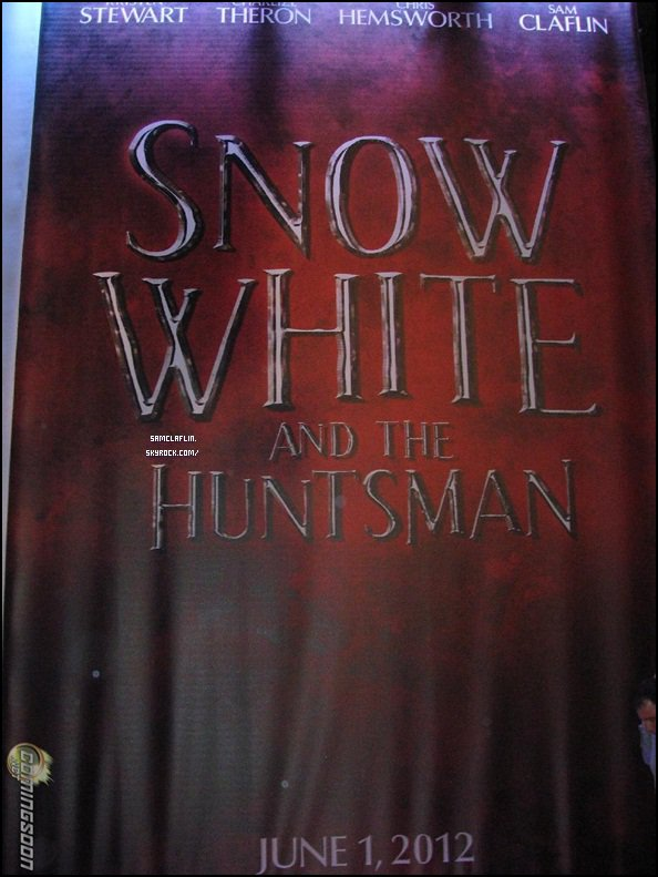 Snow White and the Hunstman : premières images