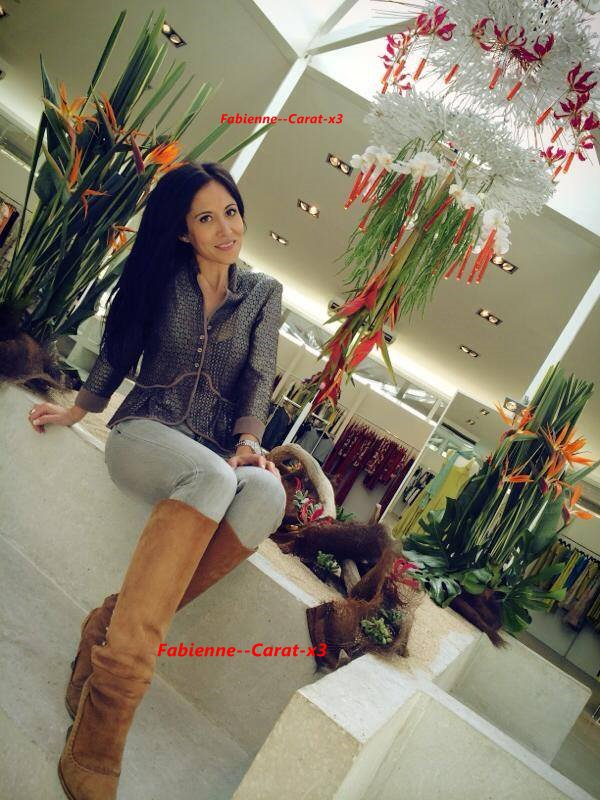Article 57 Flashback Fabienne Carat photos Personnelle 2014