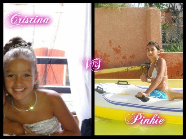 Cristina ou Pinkie