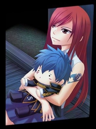 Le couple Erza/Jellal (Jerza)