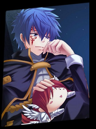 Le couple Jellal/Erza (Jerza)