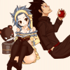 Le couple Gajeel / Revy (Grevy)