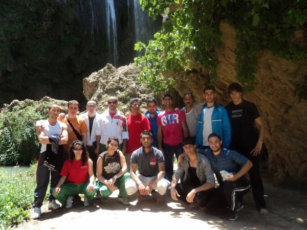 photos du QWAN KI DO à la wilaya de Tiaret