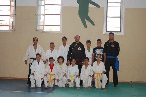 photos QWANKIDO à la wilaya d' Elaghouat