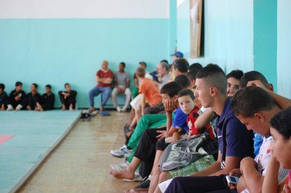 photos du tournois inter club de bouzareah (AMCA) du 18/06/2011.