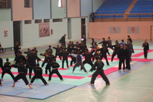 Photos du stage régional de la wilaya de saida