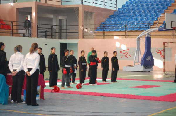 photoos du tournoi régionale organiser par la ligue de saida