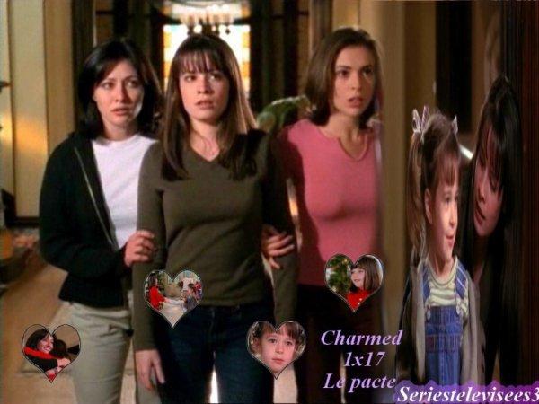 Épisode 1x17 Saison 1 Le pacte Charmed