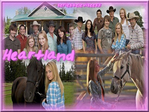 Présentation de la série Heartland