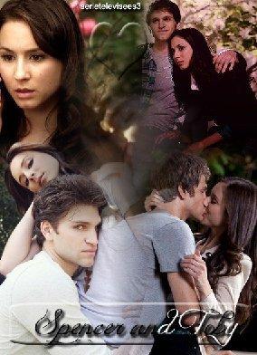 Présentation du couple Toby et Spencer Pretty little liars