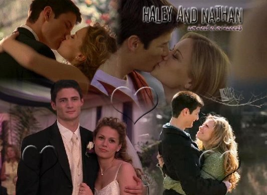 Présentation du couple d'Haley et Nathan One Tree Hill