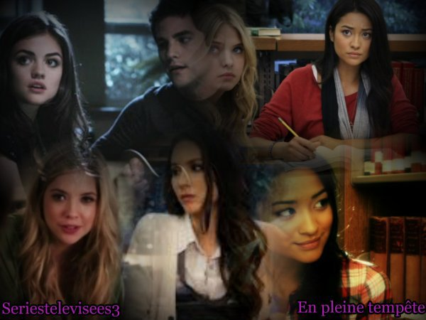 1x09 En plein tempête pretty little liars