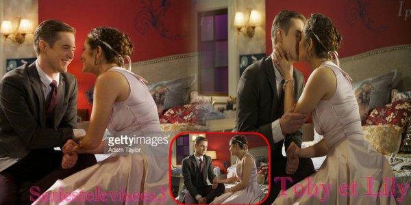 Présentation du couple Toby et Lily Switched