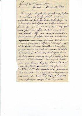 exemple de lettre d un soldat a sa famille Lettre d'un soldat qui témoigne de la vie difficile dans les  exemple de lettre d un soldat a sa famille