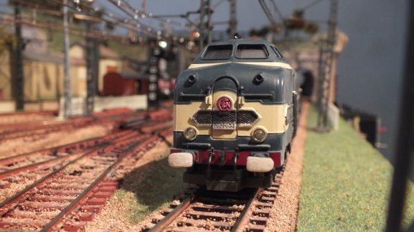 Face avant - CC - 65000  HORNBY  - 060 - DB - 5