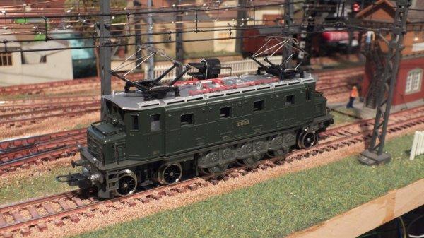 Ae 3.8 - 10683 - CFF - LIMA