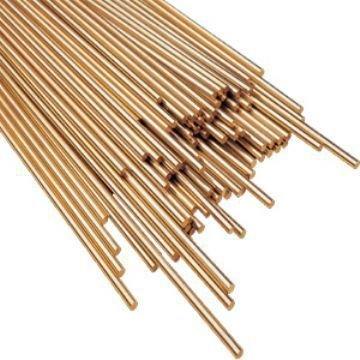 baguettes de soudure à l'arc électrique d'argon