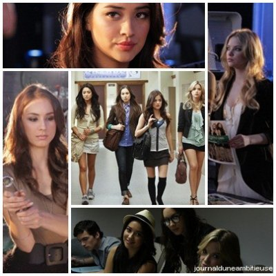 Pretty Little Liars: what a fabulous surprise!