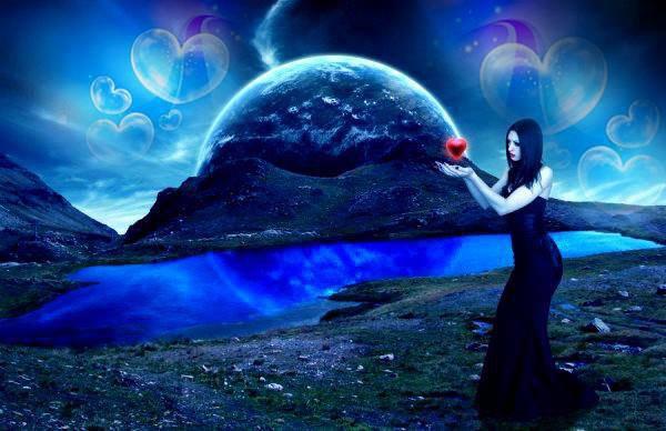 Bleu Noir ...