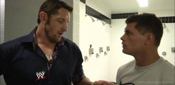 Barrett Commente sur le Départ de Cody!