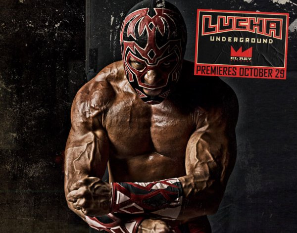 Regardez le Lucha Underground du 25 mai 2016 Sur Info Lutte