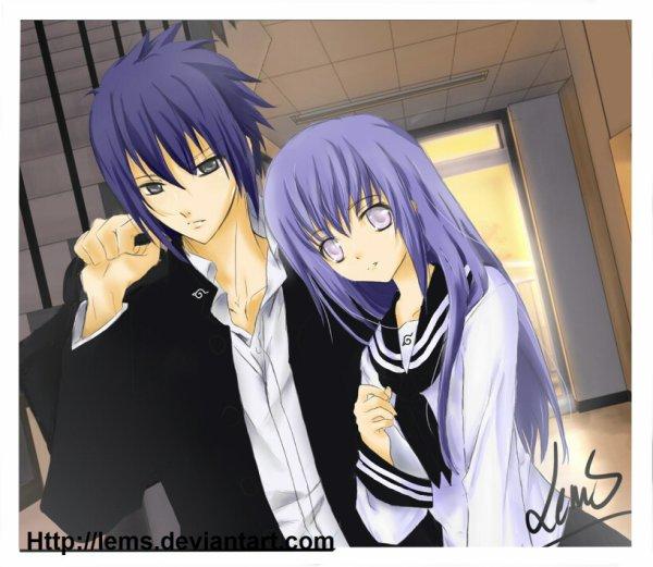 OS Sasuke x Hinata