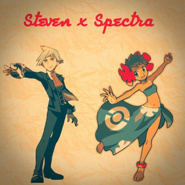 OS 2 : Spectra x Steven