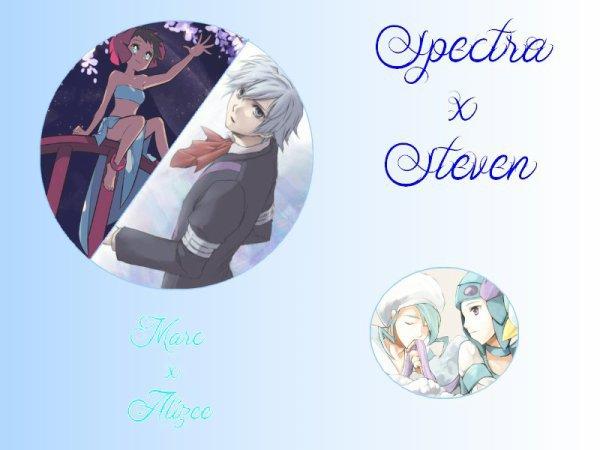 Spectra x Steven - Marc x Alizée