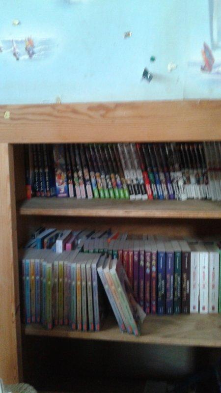 Ma bibliothèque !