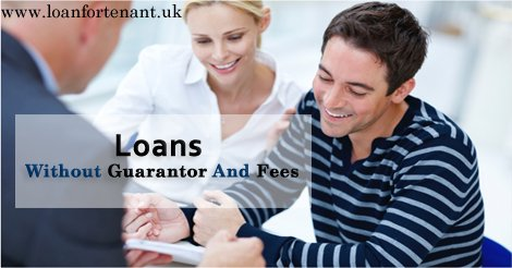 Easy and appropriate loans with no guarantor for people with bad credit