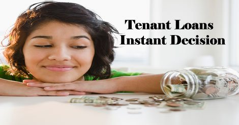 Tenant Loans on Instant Decision in UK