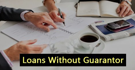 Get Loans with No Guarantor Option