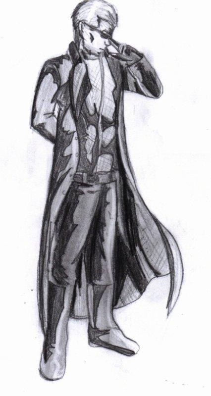 Wesker resident evil...