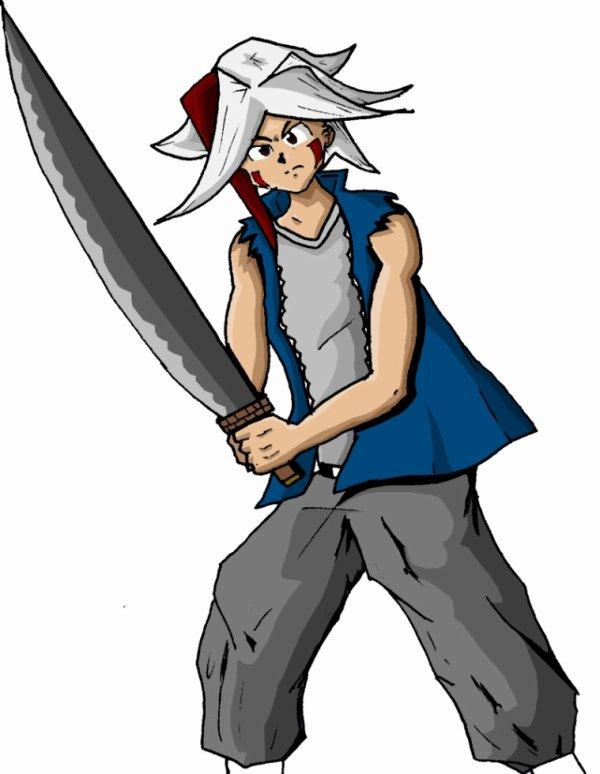 Version officiel de zero swordfire