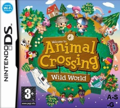 animal crossing sur ds