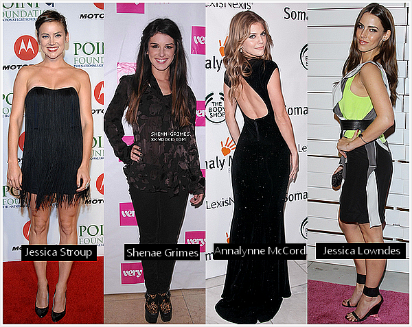 .                                       Parmi ces 4 sublimes stars jouant toute dans la série 90210 laquelle préfères-tu ?!                 .