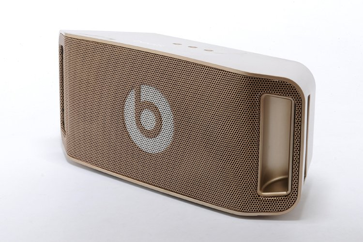 beats by dr.dre beatbox portable Gold